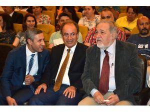 """Hatay'da """"Osmanlı, Cumhuriyet ve Atatürk"""" konferansı"""