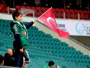 Salim Arda Öztoklu'nun Konyaspor aşkı
