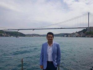 Hukukçu Turgay Bilge Fotoğraf Hakları Çalıştayı'nda