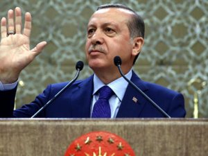 'Suriye'de bir terörist iş başında'