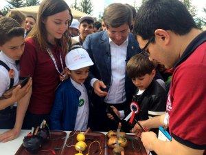 Bilim Merkezi Çankaya Köşkü çocuk şenliğinde
