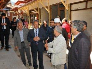 Önemli toplantı Akşehir'de yapıldı