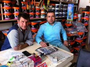 Zekeriya Erdem ile Ahmet Turhan ile sohbette