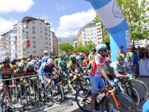 52. Cumhurbaşkanlığı Bisiklet Turu'nun 4. Etabı başladı