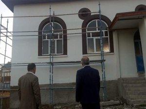 Beyşehir'in köy camileri yenileniyor