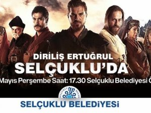 Diriliş ekibi Konya'ya geliyor