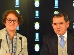 Galatasaray'dan UNDP ile işbirliği
