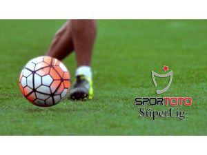 Süper Lig'e 31. hafta programı