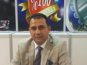 Mehmet Esdegel Rulman ART standında