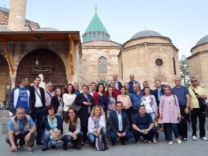 Tarihçiler Konya'da