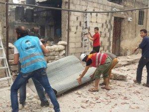 Halep'te son 7 günde 202 sivil hayatını kaybetti