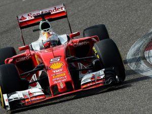 Vettel 5 sıra geriden başlayacak