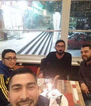 İbrahim Tayfun Koka'ya mutlu yıllar