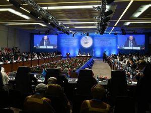 İslam İşbirliği Teşkilatından TDV'ye istişari statü