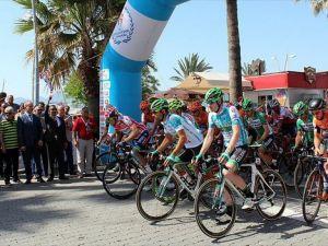 Cumhurbaşkanlığı Bisiklet Turu'nun son etabı başladı