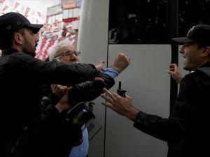 Taksim'e yürümek isteyen 36 kişi gözaltına alındı
