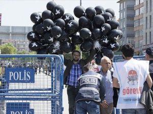 Başkentteki 1 Mayıs kutlamalarında yoğun güvenlik önlemi