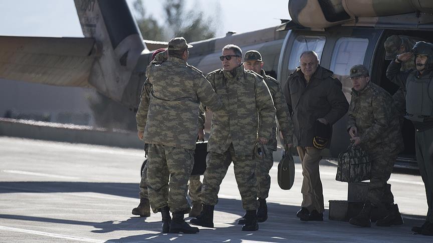 Genelkurmay Başkanı Akar Mardin'de şehit cenazesine katılacak