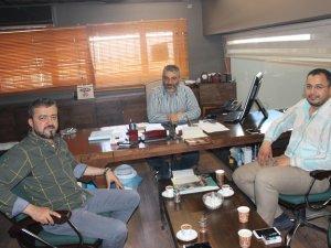 Mustafa Kulu, Sadullah Süslü ve Ahmet İlker Kaya'nın sohbeti