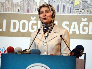 Sare Davutoğlu Konya'da
