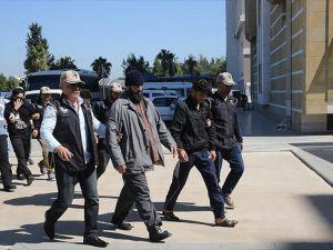 DAEŞ operasyonlarında 454 kişi tutuklandı