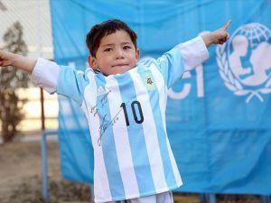 Messi forması ülke değiştirtti