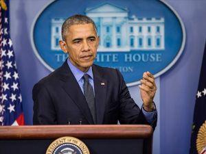 Obama'dan Esed rejimine çağrı