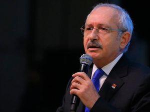 'CHP iktidarında şehit aileleri ile gazilere ev vereceğiz'