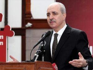 'Türkiye iyi niyetini ciddiyetle ortaya koymuştur'