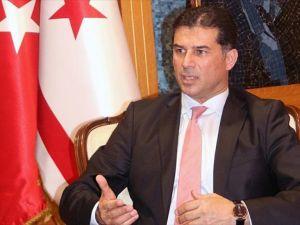 KKTC Başbakanı Özgürgün'den müzakerelere destek