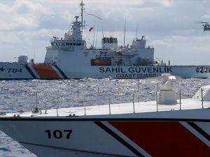 'Deniz Aslanı 2016 Müşterek Arama Kurtarma Tatbikatı' başladı