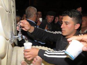 Beyşehir'de Miraç Gecesi coşkuyla kutlandı