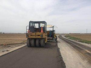 Türkmen-Zengen yolu genişliyor