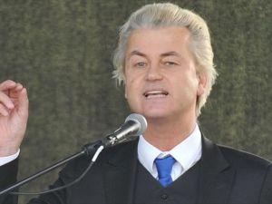 Hollandalı aşırı sağcı Wilders'ten Trump'a destek