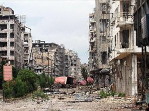 Esed rejimi Halep'te ateşkes ilan etti