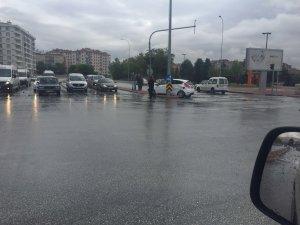 Konya'da gün kazayla başladı