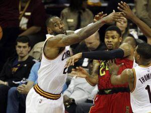 Cavaliers'tan üç sayı rekoru