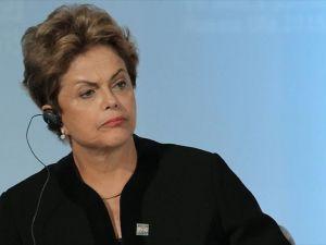 Brezilya'da Rousseff görevden alınabilir