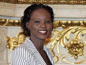 Fransa'ya siyahi cumhurbaşkanı adayı