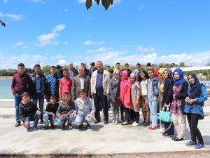 Ankaralı öğrencilerden Beyşehir gezisi