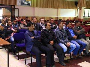 SEBELTAŞ çalışanlarına seminer