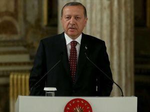 Erdoğan'dan küresel düzeyde adalet vurgusu