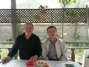 Hasan Çağla ile Ali Hasetci'nin örnek dostluğu