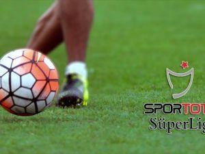 Spor Toto Süper Lig'de yarın üç maç oynanacak