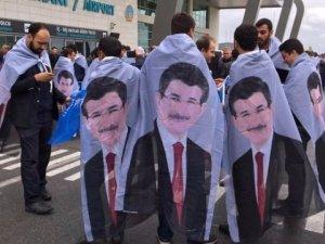 Ahmet Davutoğlu Konya'da