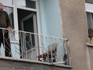 Şehit acısı komşuları ağlattı