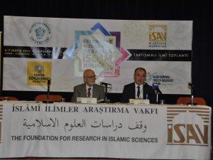 Gelenek ve Modernite arasında İslam Yorumları toplantısı yapıldı