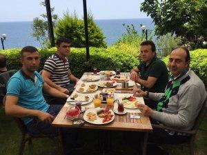 Mehmet Yaman'ın deniz sefası