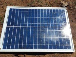 PKK'ya yönelik operasyonda güneş paneli ele geçirildi