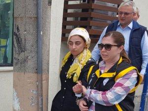 Uzman çavuş kocasını vuran kadın adliyeye sevk edildi
